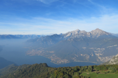 Comer See und Grigna Meridionale
